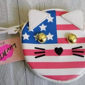 Luv Betsey by Betsey Johnson NWT Wristlet